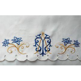Obrus Maryjny haftowany (78)