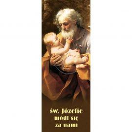 Baner - Św. Józefie módl się za nami