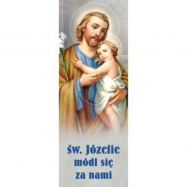 Baner - Św. Józefie módl się za nami (2)
