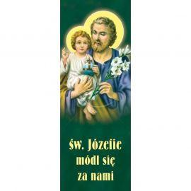 Baner - Św. Józefie módl się za nami (3)