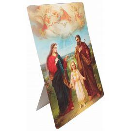 Święta Rodzina - Stojaczek papierowy (2)