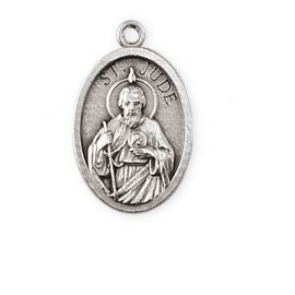 Medalik metalowy Święty Juda Tadeusz