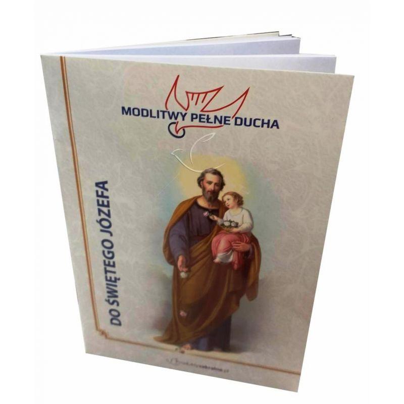 Modlitewnik do Świętego Józefa - zbiór modlitw