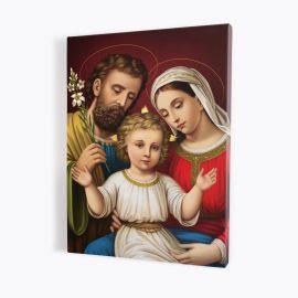 Obraz Święta Rodzina - płótno canvas (5)
