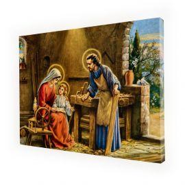 Obraz Święta Rodzina - płótno canvas (10)