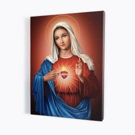 Obraz Serce Maryi - płótno canvas (41)