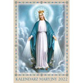 Kalendarz Maryjny 2022