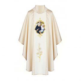 Ornat z wizerunkiem św. Antoniego