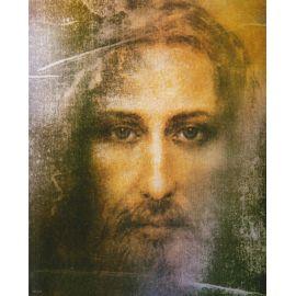Jezus Chrystus - Całun Turyński - Obraz do oprawienia format (20x25)