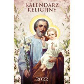 Kalendarz religijny ze Św. Józefem