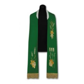 Stuła kapłańska - haftowana (198)
