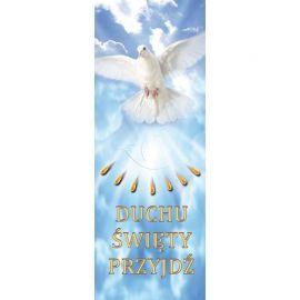 Baner - Duchu Święty Przyjdź