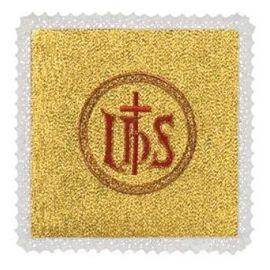 Palka złota IHS (2)