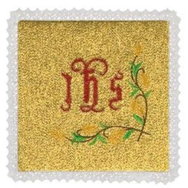 Palka złota IHS (3)