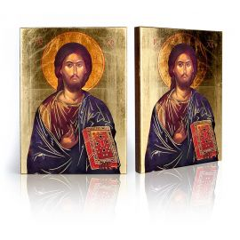 Ikona Chrystus Pantokrator (4)
