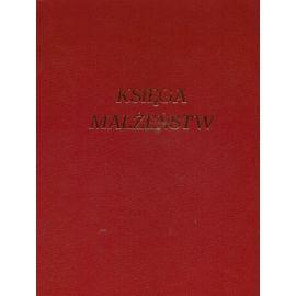 Księga Małżeństw