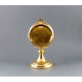 Kustodium złocone wys.18 cm