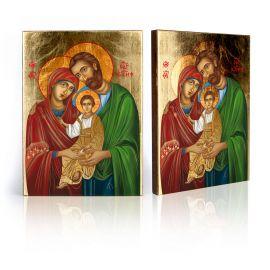 Ikona Święta Rodzina (4)