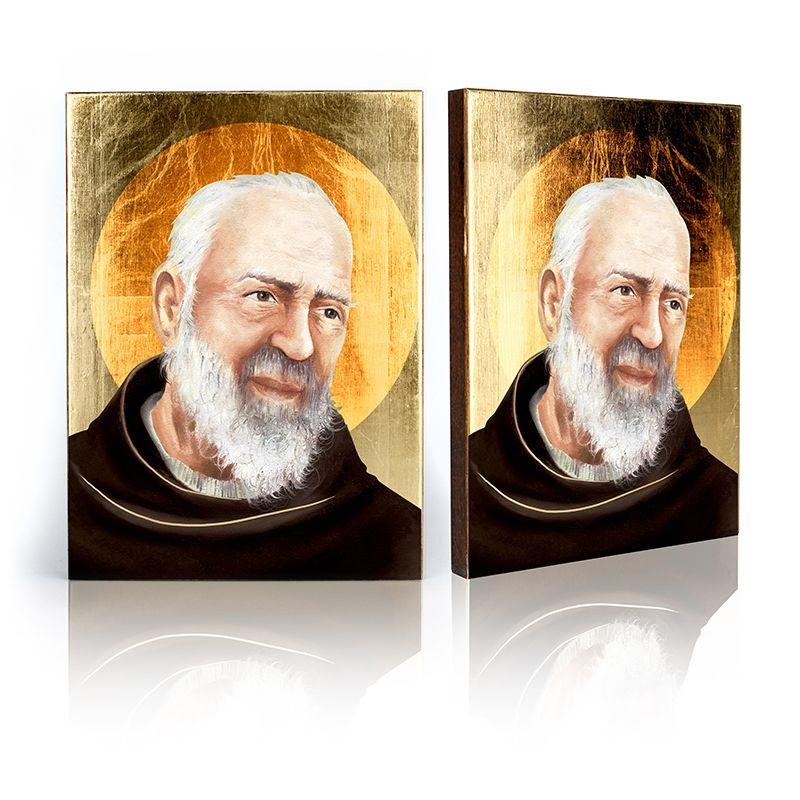 Ikona Święty Ojciec Pio