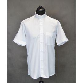 Koszula kapłańska model: SLIM, taliowana