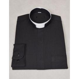 Koszula kapłańska rzymska + koloratka