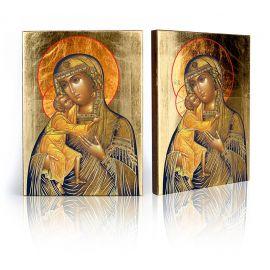 Ikona Eleusa (Matka Boża Czuła) - 2
