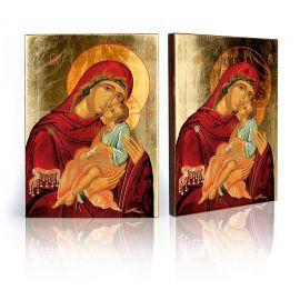 Ikona Eleusa (Matka Boża Czuła) - 3