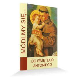 Modlitewnik do Świętego Antoniego