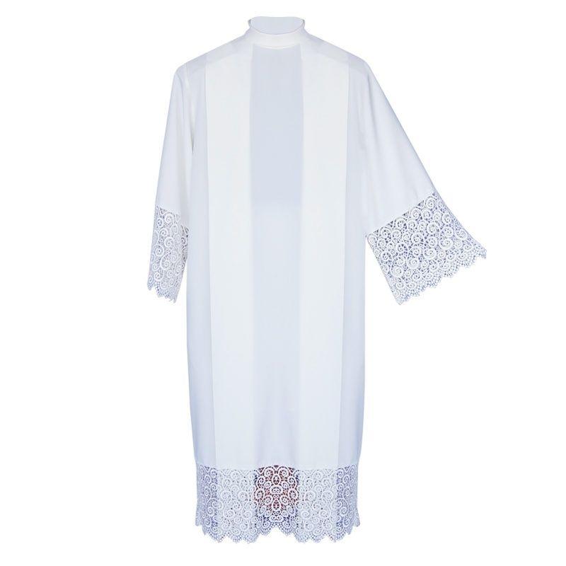 Alba kapłańska z gipiurą