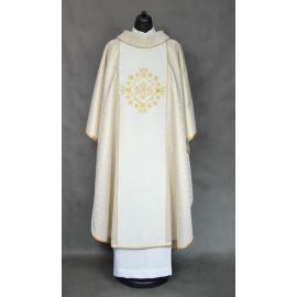 Ornat eucharystyczny - kolor ecru