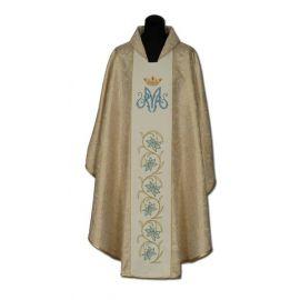 Ornat Maryjny złoty (024)