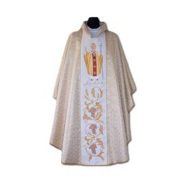 Ornat Jan Paweł II - cała postać