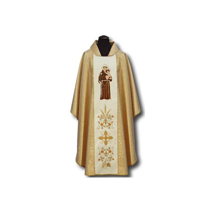 c0797edd98 Ornat haftowany św. Franciszek - Sklep U Archanioła