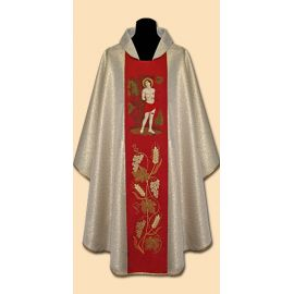 Ornat haftowany św. Sebastian
