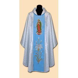 Ornat haftowany MB z Guadalupe