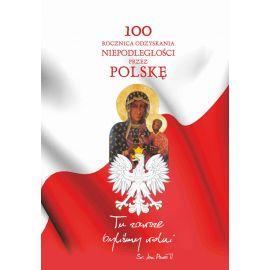 Baner - 100 rocznica odzyskania niepodległości
