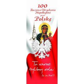 Baner - 100 rocznica odzyskania niepodległości (2)