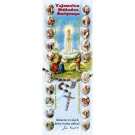 Baner - Tajemnice Różańca Świętego