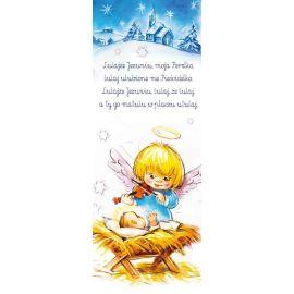 Baner Bożonarodzeniowy - Lulajże Jezuniu