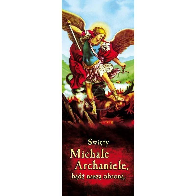 Baner - Święty Michał Archanioł