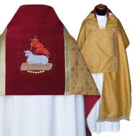 Welon liturgiczny - motyw wielkanocny