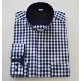 Koszula kapłańska - kratka