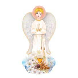Ikona Anioł Stróż - komunijny (6)