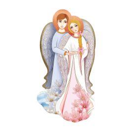 Ikona Aniołowie - Para Aniołów