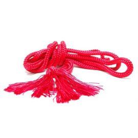 Cingulum bawełniane czerwone - 4 m