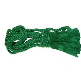 Cingulum bawełniane zielone - 4 m