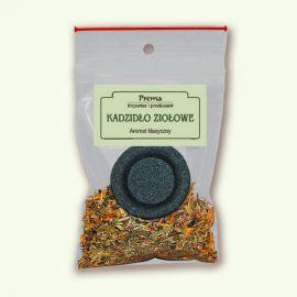 Kadzidło ziołowe - pakiet jednorazowy