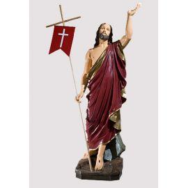 Figura Chrystus Zmartwychwstały - 110 cm