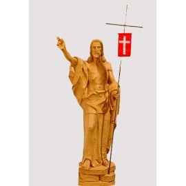 Figura Chrystus Zmartwychwstały - 70 cm