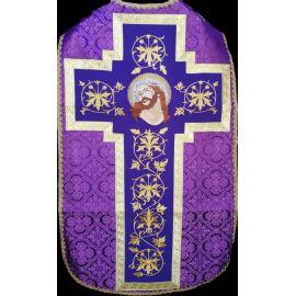 Ornat rzymski Chrystus w koronie cierniowej (14)